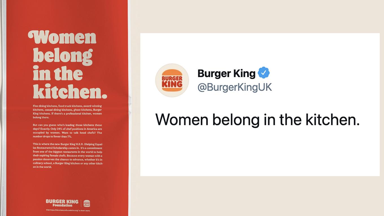 Shockvertising by Burger King
