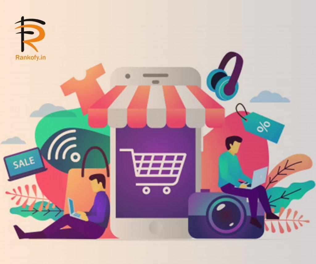 e-commerce marketing via personalize connection