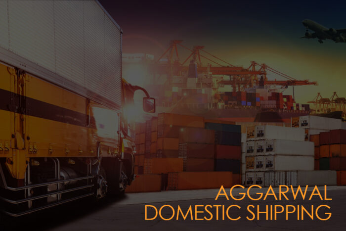 google ads service for aggarwal domestic shipping