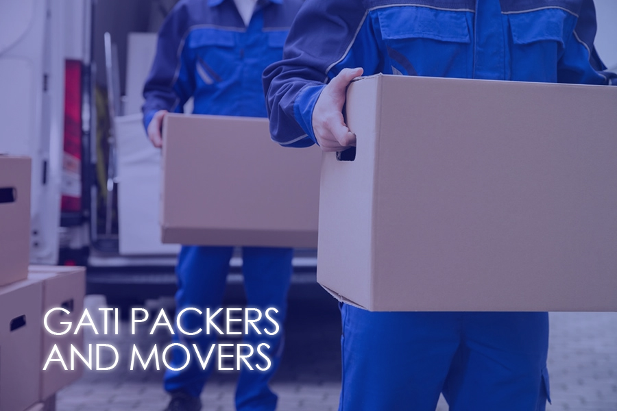 website and seo service of gati packers and movers