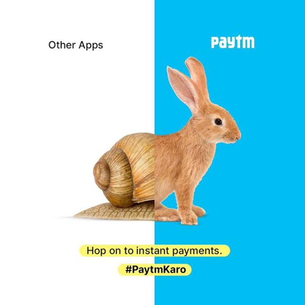 paytm app marketing startegy by paytm
